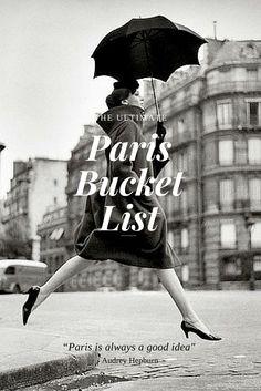 Paris Bucket List | WORLD OF WANDERLUST | Bloglovin�
