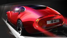 【ジュネーブモーターショー12】トリノのデザイン学校、イタリアの名車を復活へ…チシタリア202 E