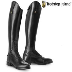 Tredstep Donatello Field Riding Boots - Wide Regular