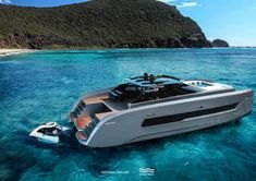 Officina Armare and U-Boat Worx Unveil Aquanaut, the SUV of the Seas Underwater Crafts, Motor Yacht, Catamaran, Beach Club, Deep Sea, Volvo, Calf Leather, 4x4, Surfing