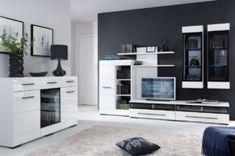 High Gloss Living Room Furniture Sets