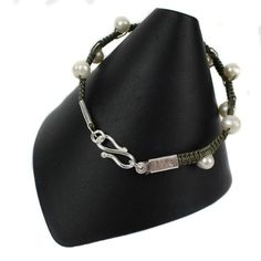 Macrame Magic Collection Inc 110cts Black Spinel Graduated Faceted Rounds | JewelleryMaker.com