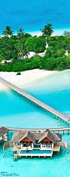Très Haute Travel Diva ✈ Per Aquum Niyama Maldives