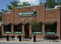 Stadium Sports Grill is a sports bar in downtown Spearfish. Stadium offers great food, friendly staff, and a relaxed atmosphere.