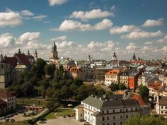 Lublin Germany Poland, My Kind Of Town, Old Pictures, Places Ive Been, Travel Destinations, Beautiful Places, Europe, Mansions, Landscape