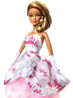 Barbie Pink Holiday