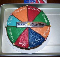Clever and Funny Birthday Cakes