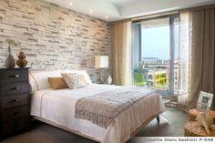 INSOLITE KASHMIR Pierre Decorative, Master Bedroom, Recherche Google, Furniture, Bedroom Ideas, House Ideas, Design, Home Decor, Walls