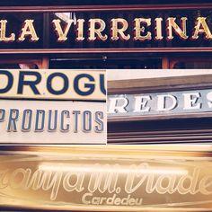 """@oliviasoaps en Instagram: """"Tipografías de Barcelona"""" #tiposdeolivia #oliviasoaps"""