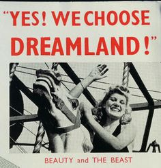 We choose Dreamland!