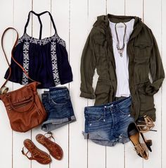 Abercrombie and Fitch outfit ideas