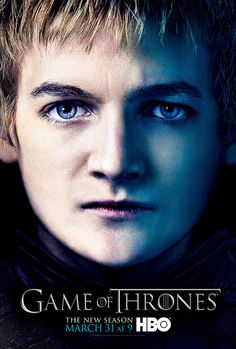 'Game of Thrones': 12 haunting close-up posters   Joffrey Baratheon