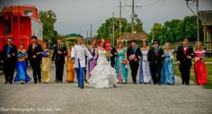 The Ultimate Disney-Themed Wedding Is As Magical As You'd Expect