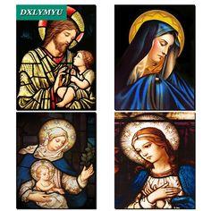 5D Diamond Embroidery Religion Diy Diamond Mosaic Square Rhinestones Icon Picture Diamond Painting Cross Stitch Kit