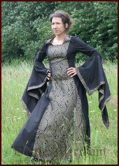 middelalderkjoler
