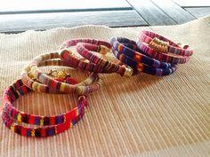 Bracelets, Handmade, Jewelry, Fashion, Bangles, Jewellery Making, Moda, Hand Made, Jewels