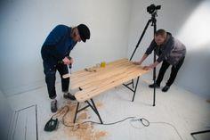Emil fra ArtRebels har gjort sine IKEA møbler personlige.