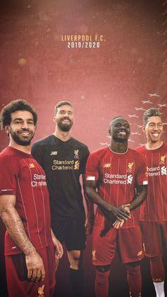 Liverpool FC w sezonie Liverpool New Kit, Liverpool Tickets, Liverpool Logo, Liverpool Anfield, Salah Liverpool, Liverpool Players, Liverpool Football Club, Liverpool Champions League Final, Liverpool Premier League