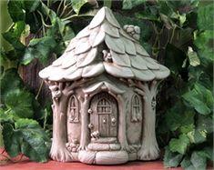 Critter Cottage Carruth Studio - Fairy Garden
