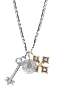 One of my faves...the Liv Multi Charm Necklace is 60% off!!  Only $27.60...what a great gift!  http://www.stelladot.com/ts/6fkl5