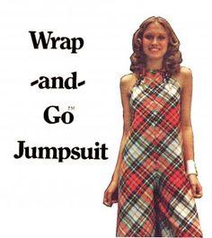 jumpsuit 70s pattern - Google Search