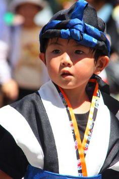 Children around the World-Okinawa