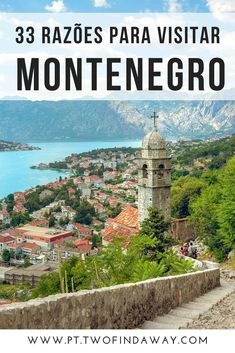 Travel Tips For Europe, Best Travel Guides, Travel Destinations, Travel Abroad, Amazing Destinations, Montenegro Travel, Montenegro Kotor, European Destination, European Travel