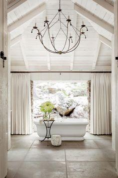 226 Best Bathrooms Images On Pinterest Master Bathroom Master