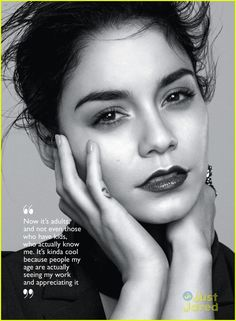 Vanessa Hudgens Covers 'Flare' February 2014 | vanessa hudgens flare magazine february 2014 04 - Photo