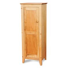 Single Door Cabinet with Flat Panel Wooden Doors - 11181645 - Overstock.com Shopping - Big Discounts on Catskill Craftsman Cabinets