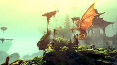 Trine 2-Complete-Story-Out-Now-On-Playstation-4 #trine2 complete story out now on #ps4