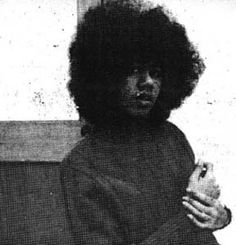 Ericka Huggins, activist and founder of the Black Panther Party in New Haven, Connecticut at the time of The New Haven Black Panther trials in 1970.