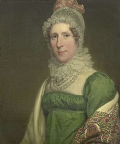 Georgina Thornton, Countess Bridgwater Edward's Grandmother in The Twelfth Night Queen