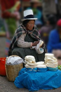 Pérou le marché de Pisac
