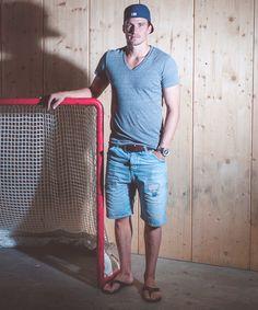 Roman Josi, Nashville Predators....one more reason to love hockey.  Yummy!
