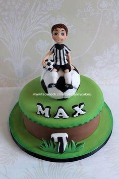 Resultado de imagen para soccer cake