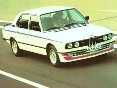 BMW M535i (E12)   by Auto Clasico