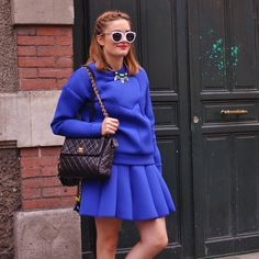 Bleu, Paris by On the Streets - AMAZE Student Influencer