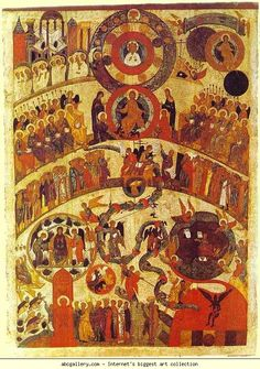 The Last Judgement - : Canvas Art, Oil Painting Reproduction, Art Commission, Pop Art, Canvas Painting Religious Images, Religious Icons, Religious Art, The Last Judgment, John Chrysostom, Google Art Project, Russian Icons, European Paintings, Oil Painting Reproductions