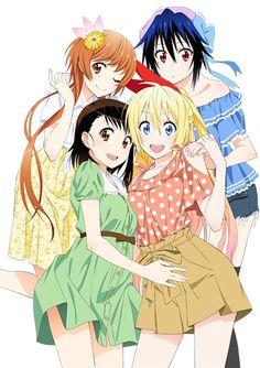 Nisekoi #anime #animegirl
