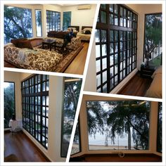 A luxurious master bedroom of the villa just next to the sea. You are able to enjoy the sea-view when you lying on the bed, let the ocean waves lull you to sleep.  面海的奢华主人房,躺在床上,欣赏着迷人的海景,让海浪声伴你入眠。