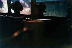 Fragments of Noir: Saul Leiter # 3