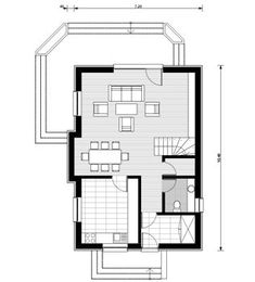 This domain may be for sale! Design Case, Tiny House, Floor Plans, House Design, How To Plan, Inspire, Bedroom, Frame, Creative