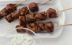 Διαφορα σουβλάκια Tandoori Chicken, Beef, Ethnic Recipes, Food, Meat, Essen, Meals, Yemek, Eten