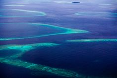 Foto Friday: Aerial View of the Maldives | Besudesu Abroad Travel Blog