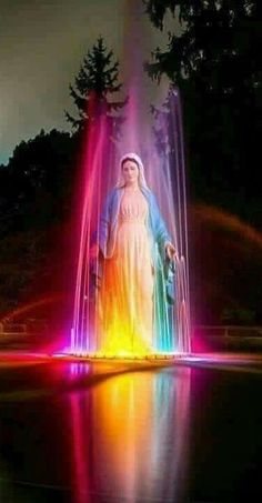 It's something that has been predicted at numerous sites of alleged apparitions. At Medjugorje, it was said a future sign coming to humanity at the site of apparitions Mary Jesus Mother, Blessed Mother Mary, Mary And Jesus, Blessed Virgin Mary, Pictures Of Jesus Christ, Religious Pictures, Image Jesus, Virgin Mary Art, Mama Mary