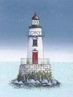 Lighthouse: Gary Walton.