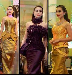 Khmer silk dress
