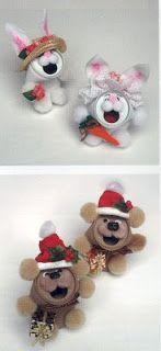 Di Marlene Craft Studio - riciclato Il mestiere di Progetti CON ISTRUZIONI gratuiti: Soda Can Cuties
