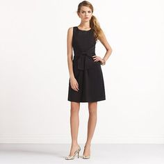 Snagged this gorgeous little black dress from Kate spade new York at the outlet.